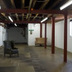 Ground floor of the mill when we first gained access