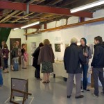 Oxheys Mill Studios first Open Exhibition preview