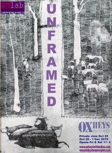 Unframed at Oxheys Mill Studios