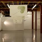 exhibition of printmaking from resident artist Denise Swanson