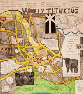 Woolly Thinking map