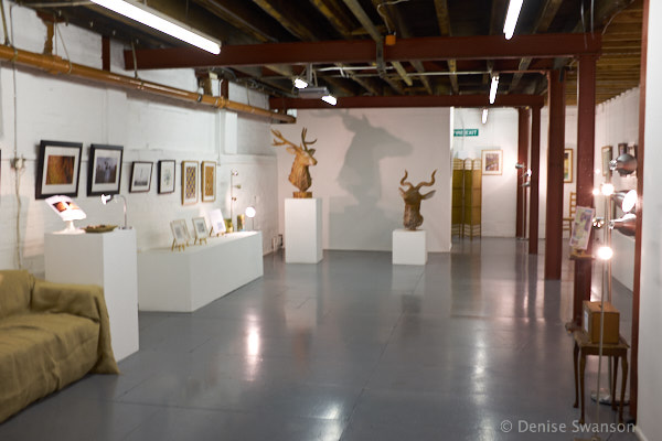 Winter exhibition 2016 Oxheys